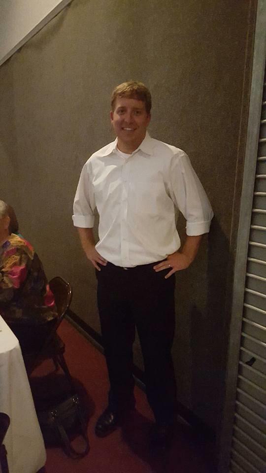 Brad Bullock, Student Pastor